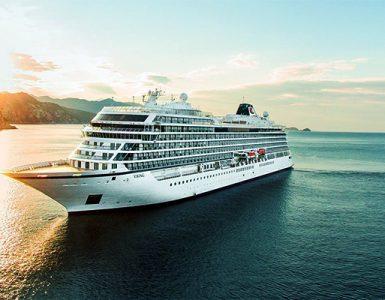 El crucero Viking World