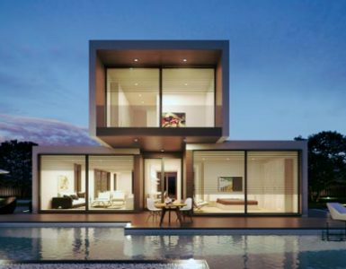 construcción de una vivienda